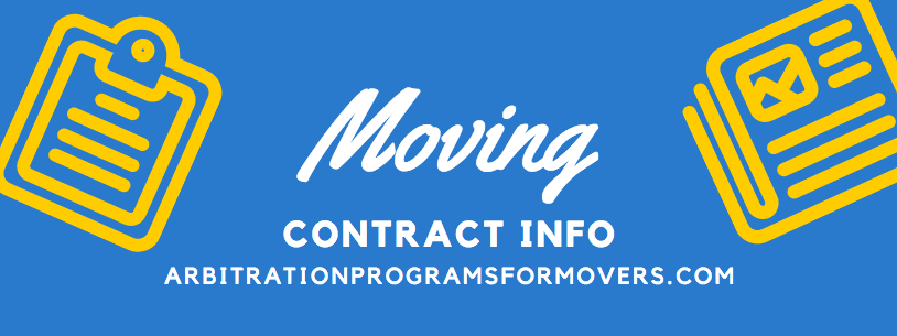 Moving contracts and forms