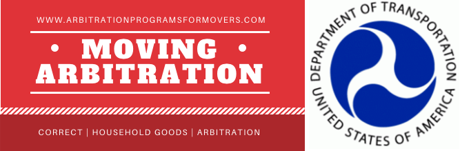 Moving arbitration