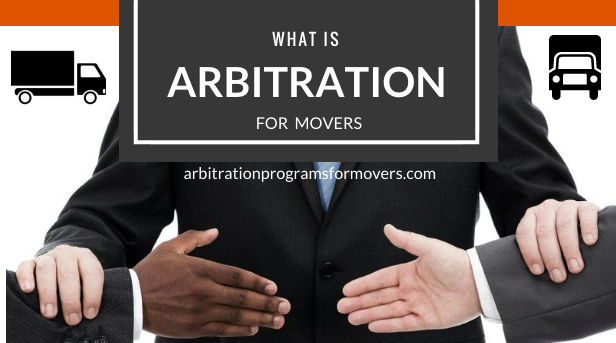 What is moving arbitration for movers