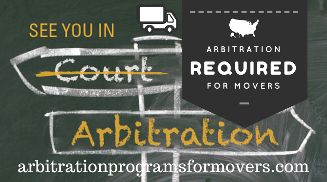 Moving arbitration required for movers