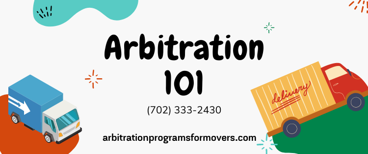 Arbitration for movers 101